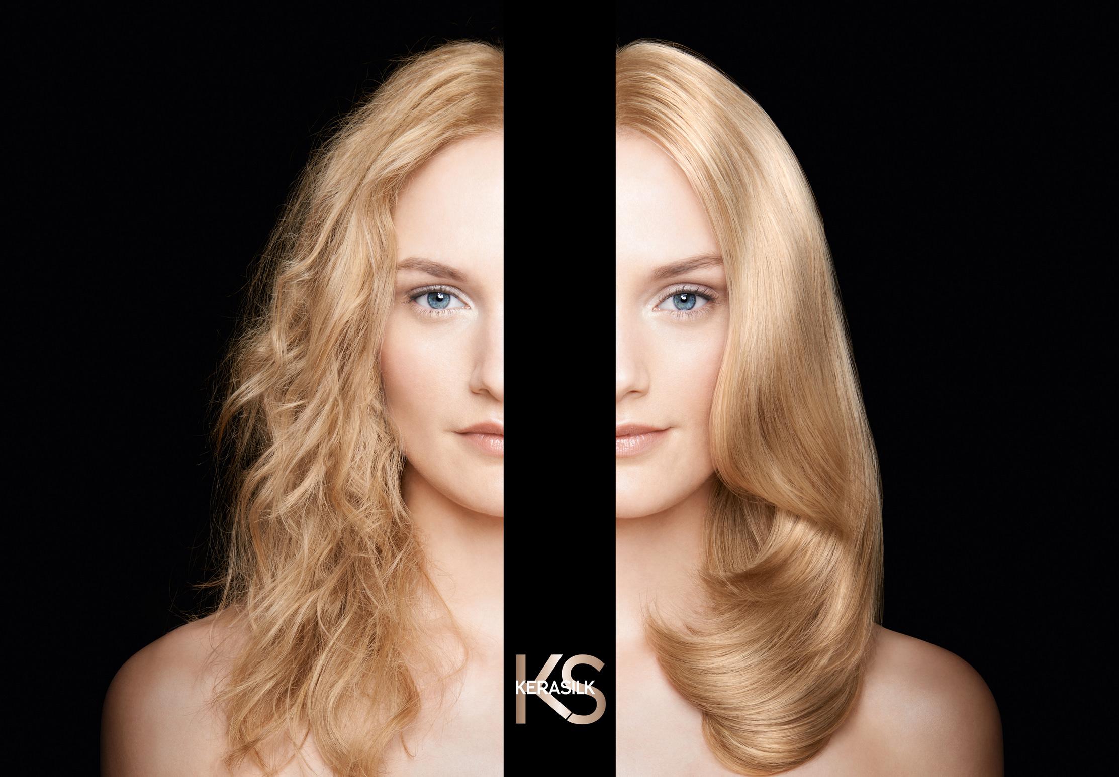 Nach keratin behandlung haare locken